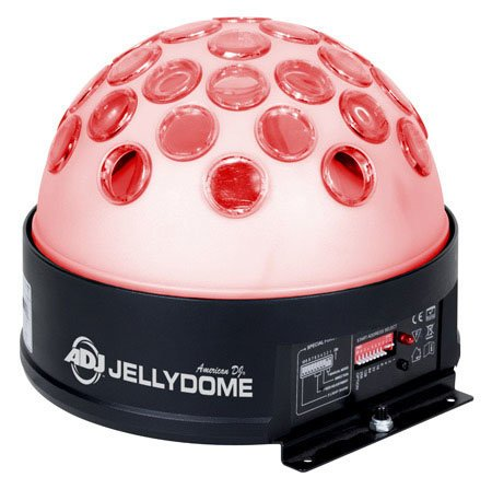 ADJ JELLY-DOME  LED Effect Light, Moonflower  JELLY-DOME