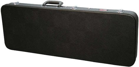 Gator Cases GWE-ELEC-WIDE Hardshell Wooden Electric Guitar Case for Wide-Body Guitars GWE-ELEC-WIDE