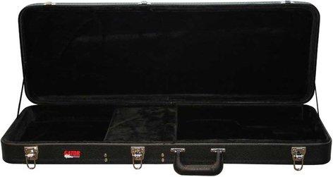 Gator GWE-JAG Hardshell Wooden Electric Guitar Case for Jaguar/Jag-Master/Jazzmaster Guitars GWE-JAG