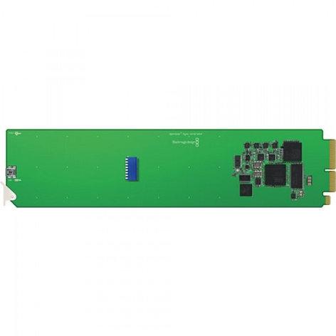 Blackmagic Design CONVOPENGSYNC OpenGear Converter - Sync Generator for Blackburst and HD Tri-Sync Reference Signals CONVOPENGSYNC