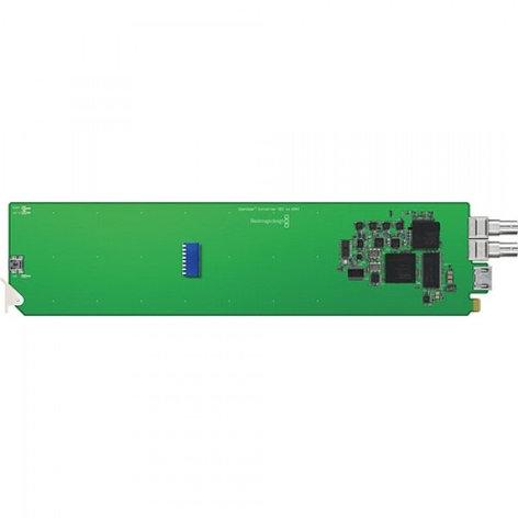 Blackmagic Design CONVOPENGBSH OpenGear Converter - SDI/HD-SDI to HDMI Converter with Embedded Audio CONVOPENGBSH