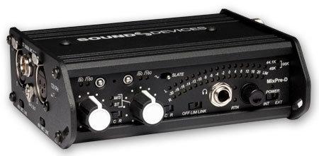 Sound Devices MIX-PRE-D MIXPRE-D MIX-PRE-D