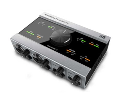 Native Instruments Komplete Audio 6 6-Channel USB Audio Interface KOMPLETE-AUDIO-6