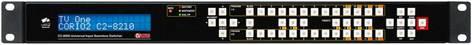 TV One C2-8120  Seamless Switcher 8x DVI-U In C2-8120