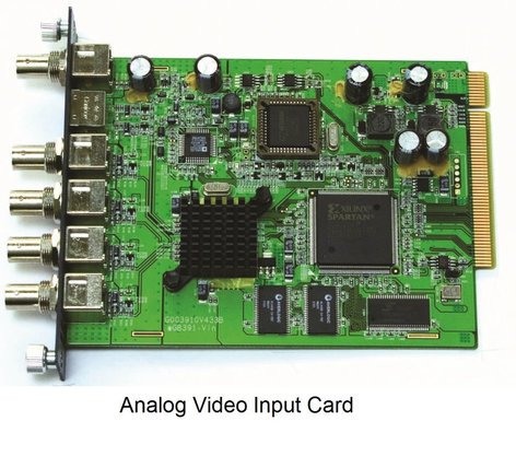 Datavideo Corporation 900-YUV YUV, CV, S-Video Input Card for use with Datavideo 900 Series Switchers 900-YUV