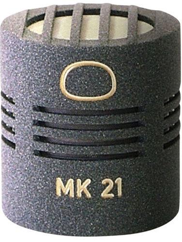 Schoeps MK-21-G  Supercardioid Capsule, Matte Gray MK-21-G