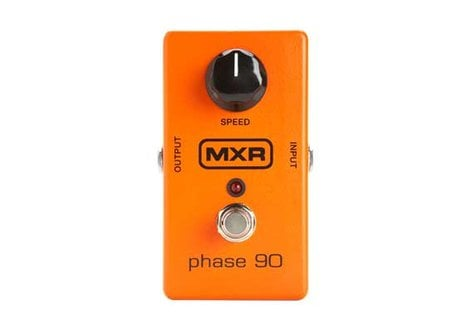 MXR Pedals M101 Phase 90 Guitar Effects Pedal M101-MXR