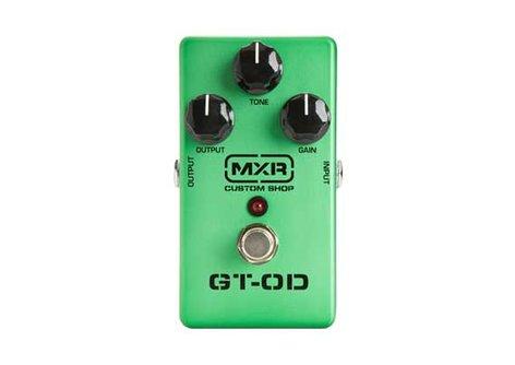MXR Pedals M193 GT-OD Overdrive Guitar Effects Pedal M193-MXR