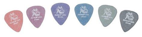 Dunlop Manufacturing 417P 12-Pack of Gator Grip Guitar Picks 417P