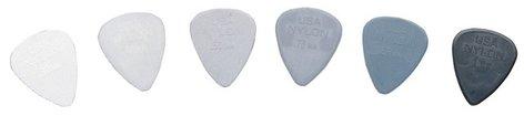 Dunlop Manufacturing 44P 12-Pack of Standard Nylon Guitar Picks 44P