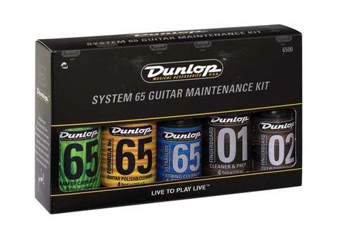 Dunlop Manufacturing 6500 System 65 Guitar Maintenance Kit 6500-DUNLOP