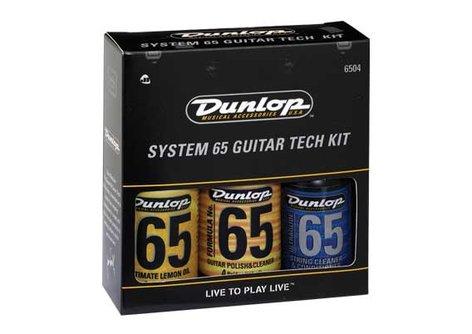 Dunlop Manufacturing 6504 System 65 Guitar Tech Kit 6504