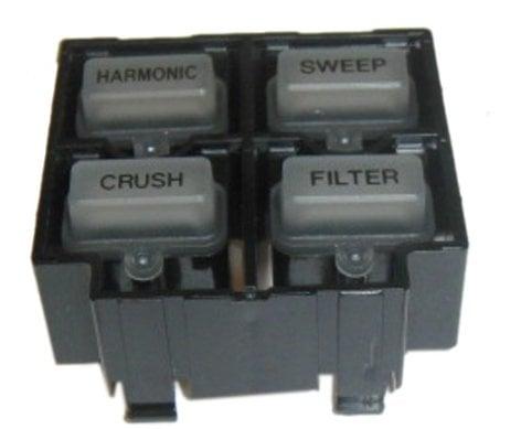 Pioneer DAC2302 Pioneer Mixer Knob Assembly DAC2302