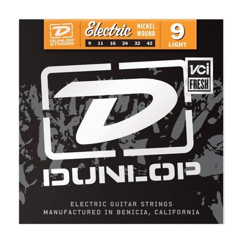 Dunlop Manufacturing DEN0942 Light Nickel Wound Electric Guitar Strings DEN0942