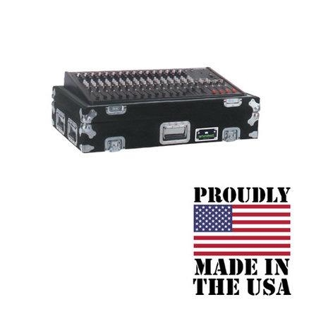 Grundorf Corp M-ALLGL24416B Carpet Mixer Case for A&H GL2400-416 M-ALLGL24416B