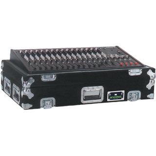 Grundorf Corp M-ALLGL2424B Carpeted Case for Allen & Heath GL2400-24 Mixer M-ALLGL2424B