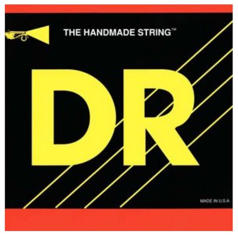 DR Strings LR-40 Light Hi Beam Electric Bass Strings LR-40