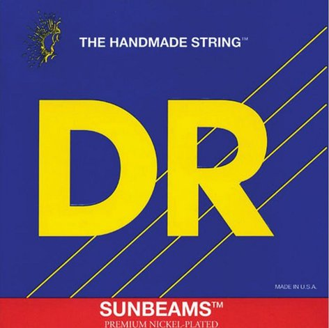 DR Strings NLR-40 Light Sunbeams Electric Bass Strings NLR-40