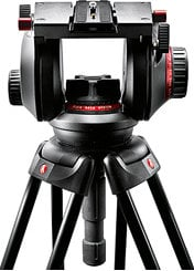 Manfrotto 509HD Pro Fluid Video Head with 100mm Hemisphere 509HD