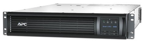American Power Conversion SMT3000RM2U 2700-Watt 3000VA Rackmountable Smart UPS SMT3000RM2U
