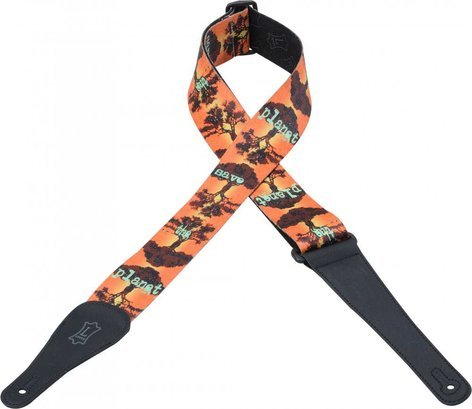 "Levys Leathers MPD2-018 Guitar Strap 2"", Sublimation Print Series MPD2-018"
