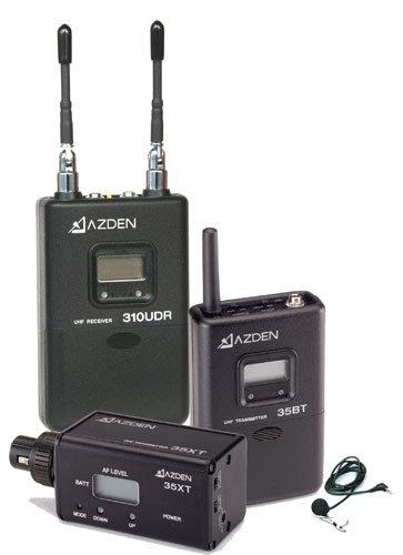Azden 310LX  Mic Combo Sytem  310LX