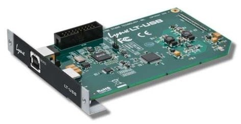 Lynx Studio Technology LT-USB LSlot USB Card for Aurora LT-USB