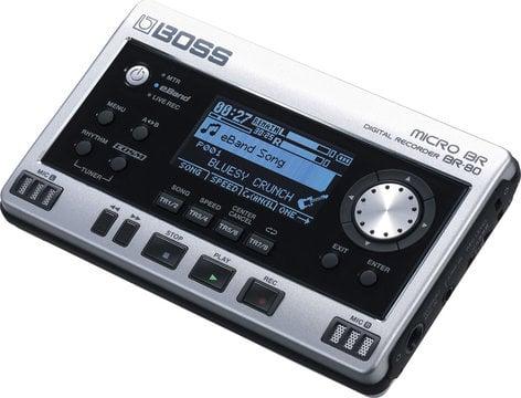 Boss BR-80 Micro BR Digital Recorder BR-80