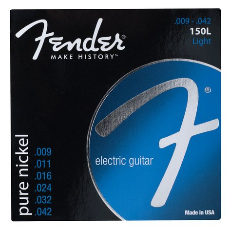 Fender 150L Light Original 150's Electric Guitar Strings 150L