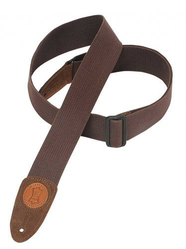 "Levys Leathers MSSC8 Signature Series Guitar Strap, 2"" Cotton w/Suede Ends MSSC8"