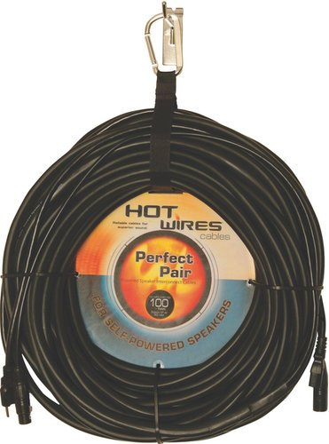 On-Stage Stands MP-COMBO75 75 ft. Powered Speaker Cable MP-COMBO75