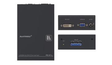 Kramer FC31XL  Format Converter XGA to DVI  FC31XL