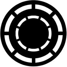 Rosco Laboratories 71013 Concentric Rings Gobo 71013
