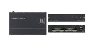 Kramer VM3AN  1:3 Balanced Stereo Audio Distribution Amplifier VM3AN
