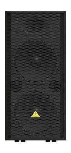 "Behringer EUROLIVE VP2520 Professional 2000-Watt PA Speaker with Dual 15"" Woofers and 1.75"" Titanium-Diaphragm Compression Driver VP2520-EUROLIVE"