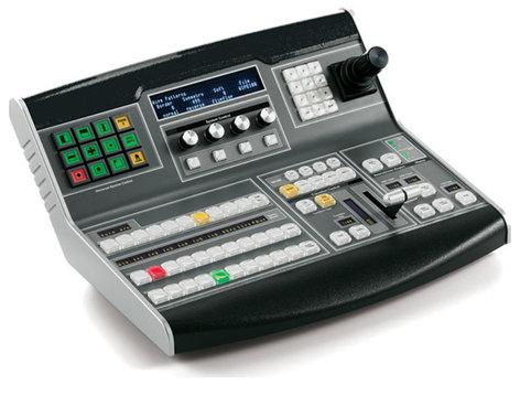 Blackmagic Design ATEM 1 M/E Broadcast Panel Professional Broadcast Hardware Control Panel ATEM-1-ME-BROADPANEL