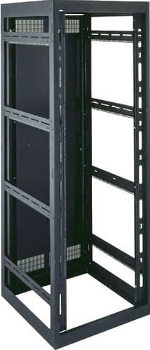 "Middle Atlantic Products DRK19-44-42PROLRD  44-Space, 42"" D Rack/Cable Management Enclosure WITHOUT Rear Door DRK19-44-42PROLRD"