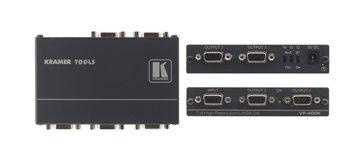 Kramer VP400K  DA 1:4 Comp Graphics w/KR-ISP  VP400K