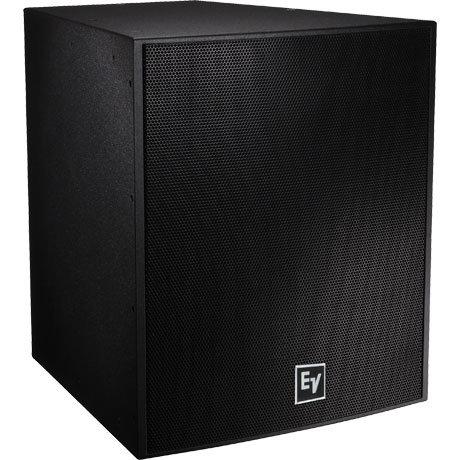 "Electro-Voice EVF1181S-BLACK Single Front Loaded Subwoofer, 18"" EVF1181S-BLACK"