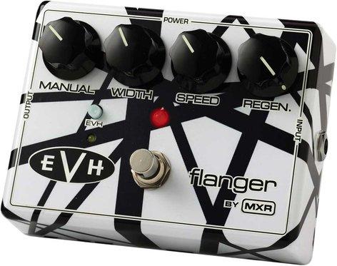 MXR Pedals EVH117 Flanger Guitar Effects Pedal, EVH Flanger EVH117