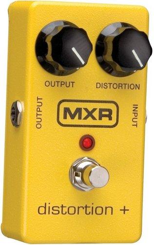MXR Pedals M104 Distortion+ Pedal, Distortion M104-MXR