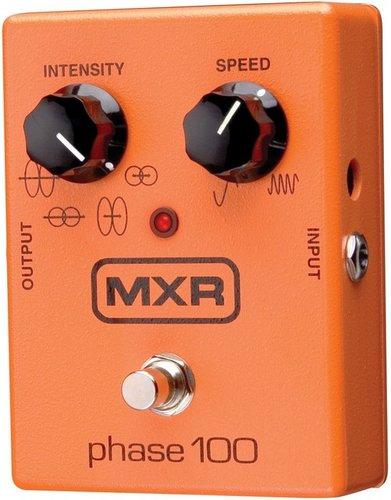 MXR Pedals M107 Phase 100 Pedal, Phaser M107-MXR