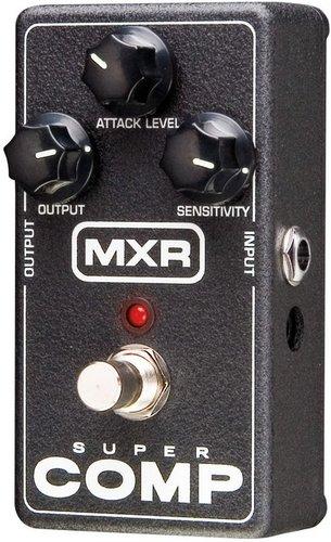 MXR Pedals M132 Super Comp Pedal, Compressor M132-MXR
