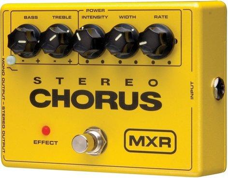 MXR Pedals M134 Stereo Chorus Pedal, Chorus M134-MXR