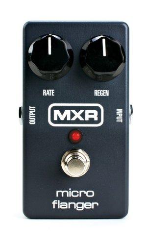 MXR Pedals M152 Micro Flanger Flanger Pedal M152-MXR