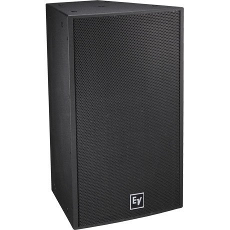 """Electro-Voice EVF1152S/64 15"""" Two-Way Full-Range Loudspeaker with 60 x 40 Degree Dispersion in Black EVF1152S/64-BLACK"""