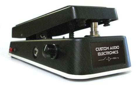 MXR Pedals MC404 Custom Audio Electronics Wah Pedal, CAE Wah MC404-MXR