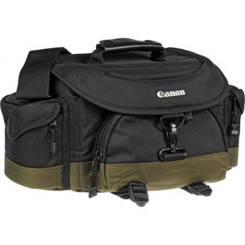 Canon 10EG Deluxe Bag 10EG, Water Repellent, 6231A001 6231A001