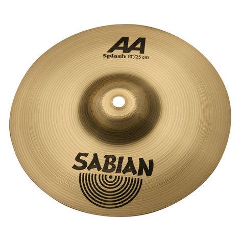 "Sabian 20805 8"" AA Splash Cymbal in Natural Finish 20805"