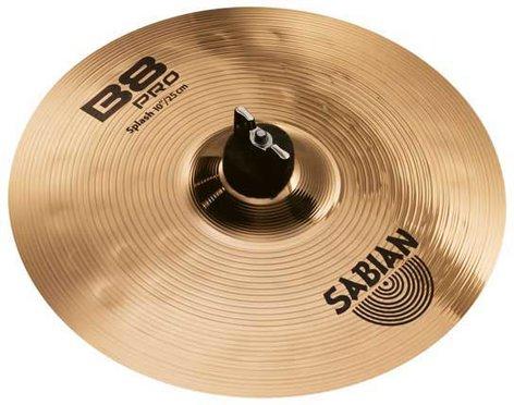 """Sabian 31005B 10"""" B8 Pro Splash Cymbal in Brilliant Finish 31005"""